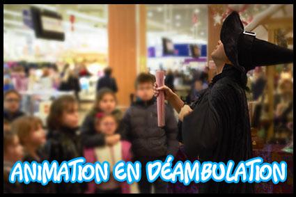 Magicien reims spectacle magie enfant for Leclerc pierry
