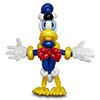 sculpture ballon donald