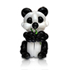 sculpture ballon panda